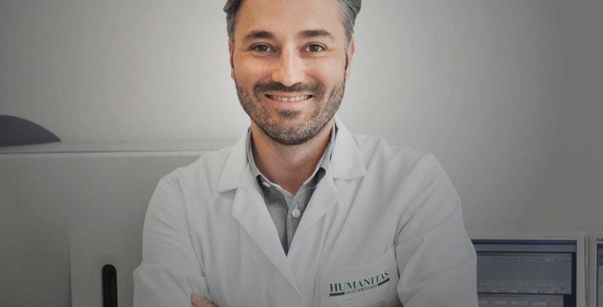Dr. Enrico Lugli, cytometry unit manager and principal investigator of the laboratory of translational immunology at humanitas.