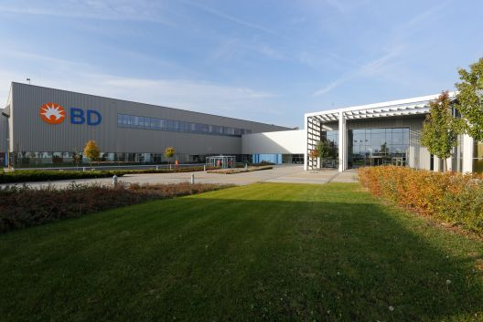 Inauguration of a new RUO reagent manufacturing