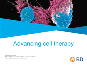 Webinar: Standardised flow cytometry, a key analytical platform in cell therapy manufacturing