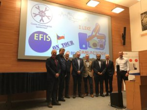 EFIS On Tour with BD in the Czech Republic