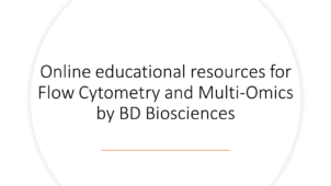 Online resources for panel design and flow cytometry education