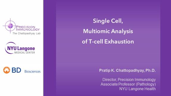 BD Multiomics webinar single cell
