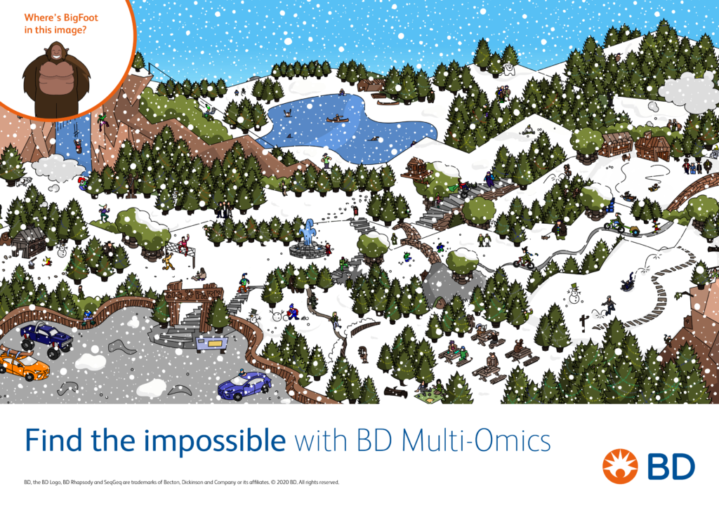 BD Multi-Omics:  Now even the impossible can be found