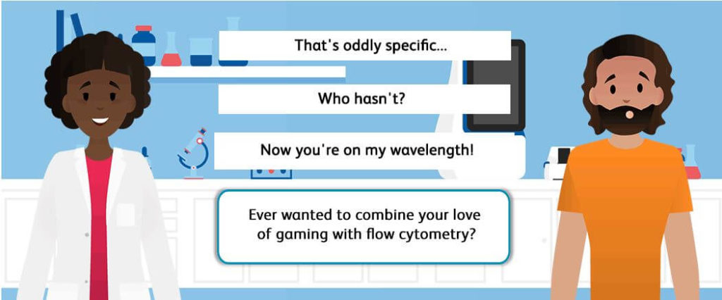 Labventure – Fun and games in flow cytometry