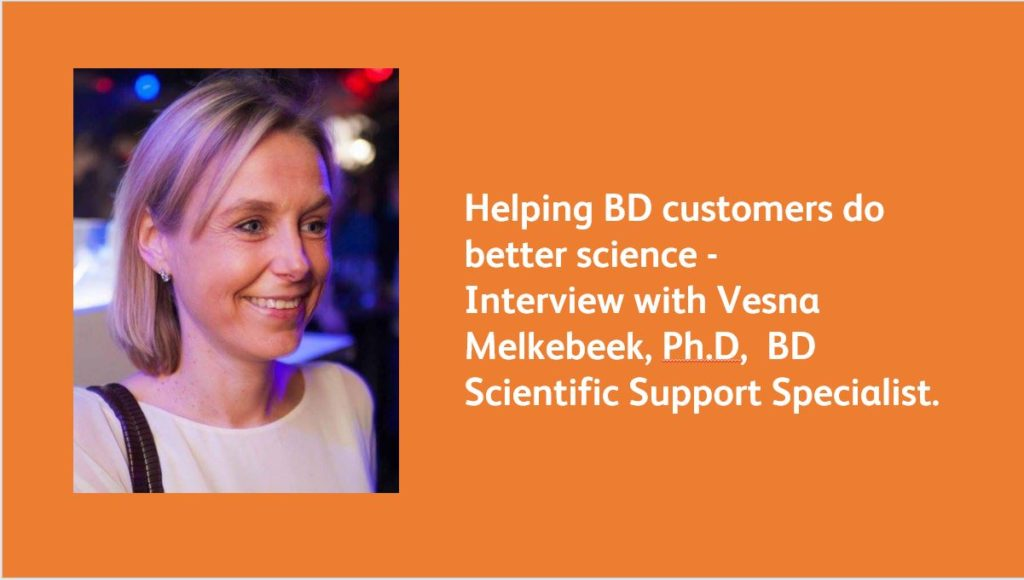 BD Scientific Support – Helping BD customers do better science.