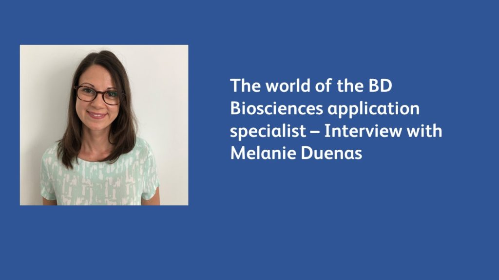 The World of the BD Biosciences Application Specialist